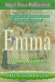 Emma : [Illustrations and Free Audio Book Link] ebook by Jane Austen