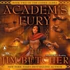 Academ's Fury - Book Two of the Codex Alera audiobook by Jim Butcher