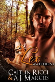 Lex ebook by Caitlin Ricci,A.J. Marcus