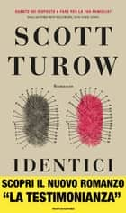 Identici ebook by Scott Turow