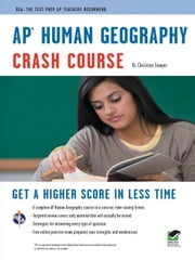 AP Human Geography Crash Course ebook by Christian Sawyer