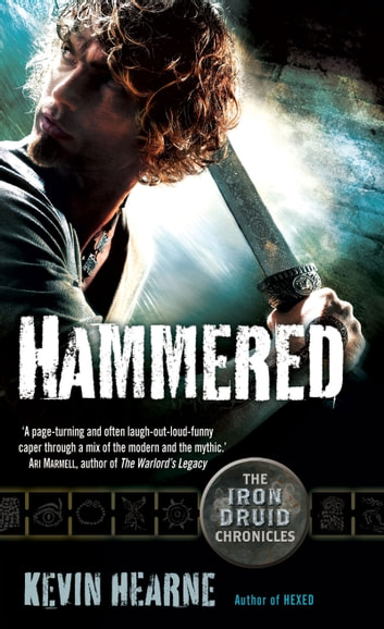 Hammered ebook by Kevin Hearne
