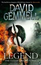 Legend ebook by David Gemmell