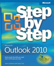 Microsoft® Outlook® 2010 Step by Step ebook by Joan Lambert,Joyce Cox