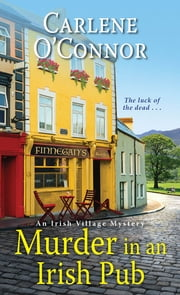 Murder in an Irish Pub ebook by Carlene O'Connor