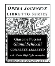 Puccini's Gianni Schicchi ebook by Fisher, Burton D.