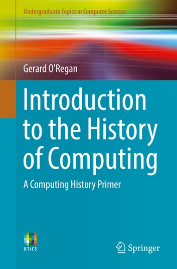 an introduction to the history of computers in education Introduction of computer concepts unit no 1 computer and processors a) definition, characteristics and history and types of computer b.