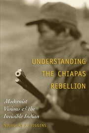 Understanding the Chiapas Rebellion - Modernist Visions and the Invisible Indian ebook by Nicholas P. Higgins