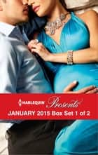 Harlequin Presents January 2015 - Box Set 1 of 2 - An Anthology 電子書籍 by Maisey Yates, Jennie Lucas, Abby Green,...