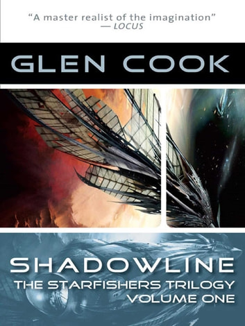 Shadowline ebook by Glenn Cook