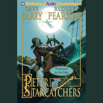 Peter and the Starcatchers audiobook by Dave Barry,Ridley Pearson