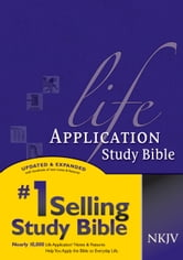 Life Application Study Bible NKJV ebook by Tyndale