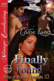 Finally Found ebook by Chloe Lang