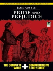 Pride and Prejudice Thrift Study Edition ebook by Jane Austen