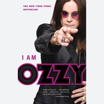I Am Ozzy audiobook by Ozzy Osbourne