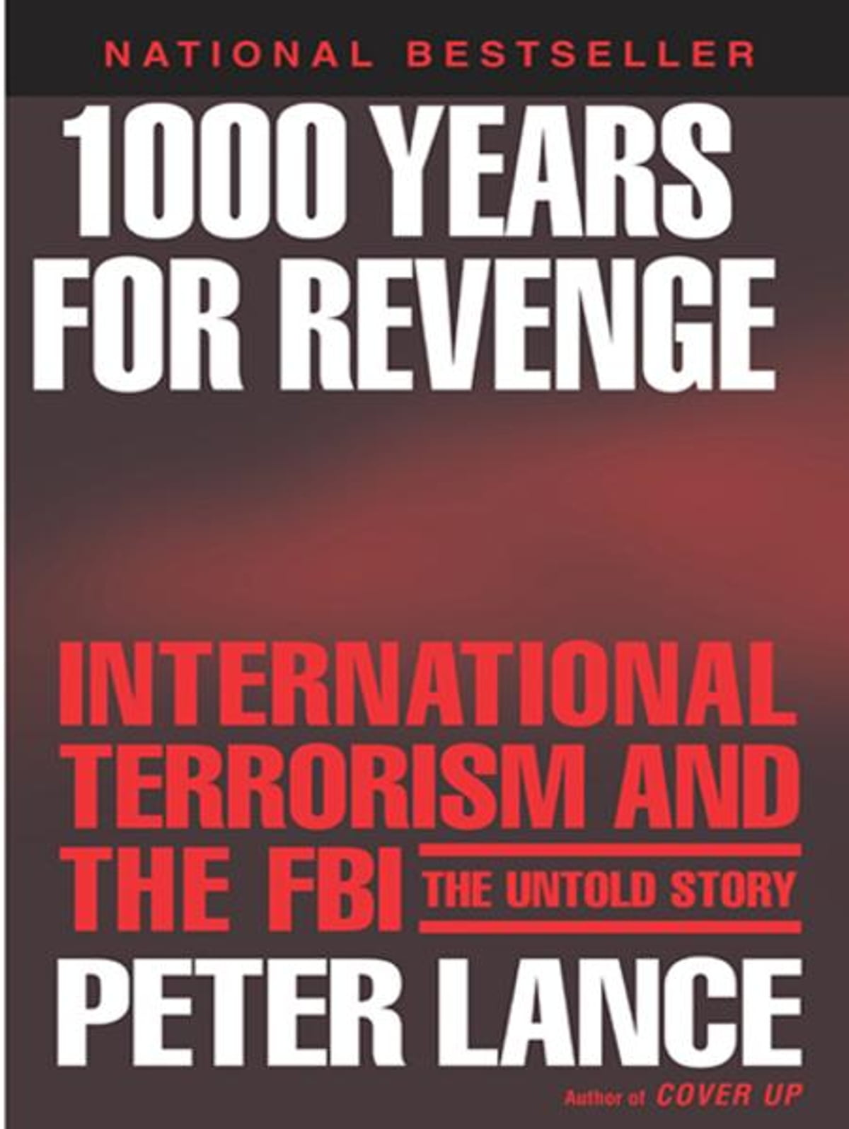 1000 Years for Revenge eBook by Peter Lance - 9780061738128 | Rakuten Kobo