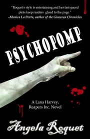 Psychopomp ebook by Angela Roquet