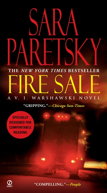 Fire Sale ebook by Sara Paretsky