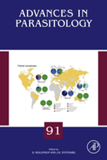 Advances in Parasitology ebook by David Rollinson,Russell Stothard