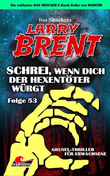 Dan Shocker's LARRY BRENT 53 ebook by Dan Shocker