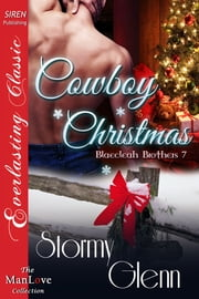 Cowboy Christmas ebook by Stormy Glenn