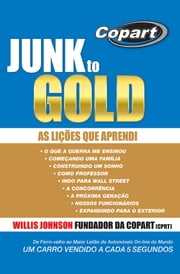Junk to Gold - De Ferro-velho ao Maior Leilão de Automóveis On-line do Mundo ebook by Willis Johnson