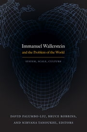 Immanuel Wallerstein and the Problem of the World - System, Scale, Culture ebook by Richard E. Lee,Franco Moretti,David Palumbo-Liu,Bruce Robbins,Nirvana Tanoukhi