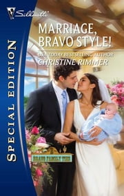 Marriage, Bravo Style! ebook by Christine Rimmer
