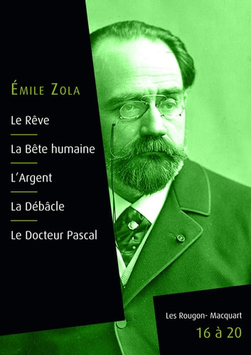 Les Rougon-Macquart, livres 16 à 20 ebook by Émile Zola