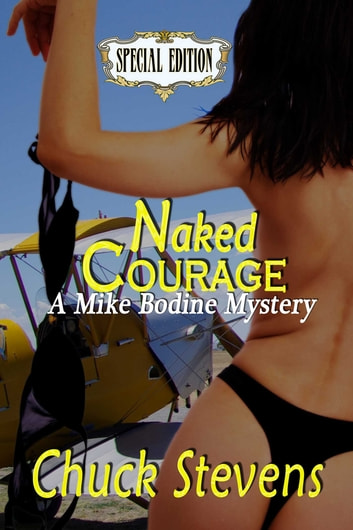 Naked Courage ebook by Chuck Stevens
