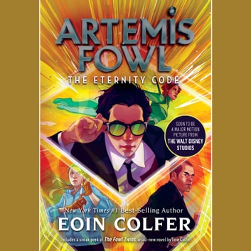 Artemis Fowl 3: The Eternity Code livre audio by Eoin Colfer