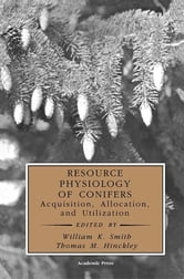Resource Physiology of Conifers - Acquisition, Allocation, and Utilization ebook by Jacques Roy