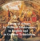 Timon of Athens/ Timon von Athen, Bilingual edition (English with line numbers and German translation) ebook by William Shakespeare