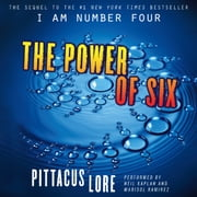 The Power of Six audiobook by Pittacus Lore
