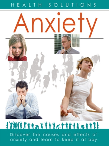 Health Solutions - Anxiety ebook by Dr. Savitri Ramaiah