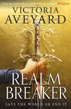 Realm Breaker ebook by Victoria Aveyard