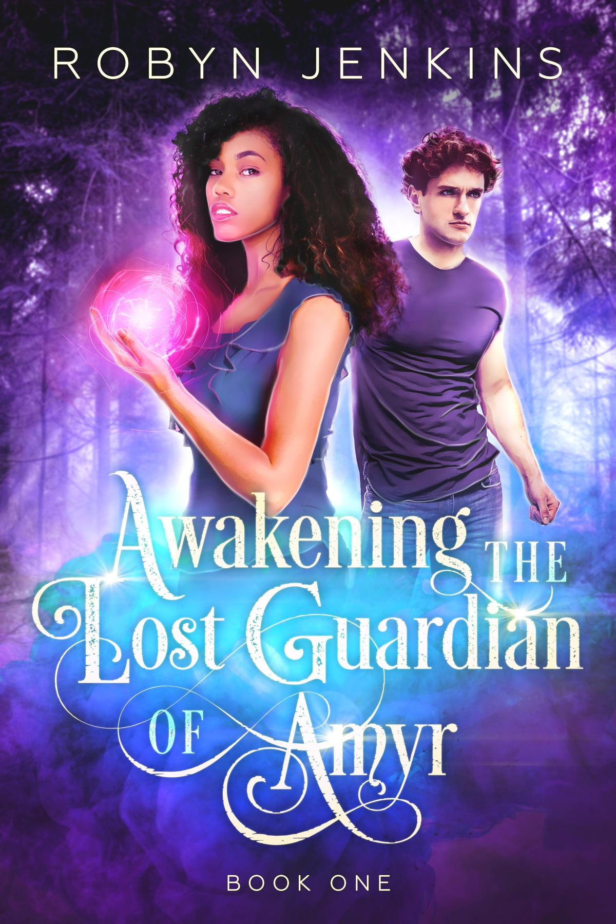 Awakening the Lost Guardian of Amyr ebook by Robyn Jenkins - Rakuten Kobo