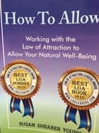 How To Allow ebook by Susan Shearer Young
