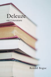 Deleuze on Literature ebook by Ronald Bogue