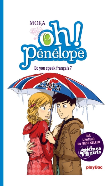 Oh ! Pénélope - Do you speak français ? - T5 ebook by Moka
