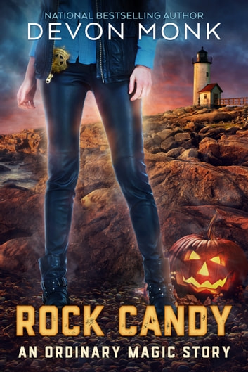 ROCK CANDY - An Ordinary Magic Story ebook by Devon Monk