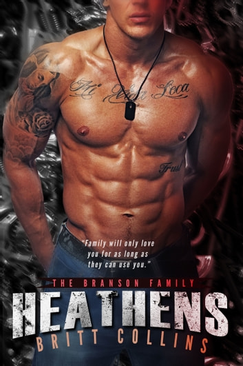 Heathens ebook by Britt Collins