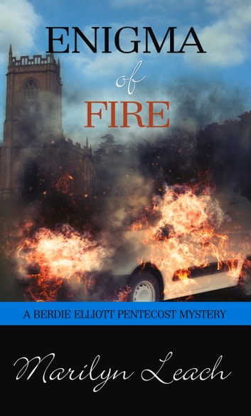 Enigma of Fire ebook by Marilyn Leach