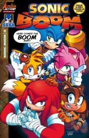 Sonic Boom #3 ebook by Ian Flynn,Tracy Yardley,Rick Bryant,Jack Morelli,Ryan Jampole,Jennifer Hernandez,Matt Herms
