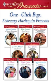 One-Click Buy: February 2009 Harlequin Presents - The Spanish Billionaire's Pregnant Wife\Desert Prince, Defiant Virgin\The Mediterranean Millionaire's Reluctant Mis\The Prince's Waitress Wife\Cordero's Forced Bride\The Italian's Bought Bride ebook by Lynne Graham,Kim Lawrence,Carole Mortimer,Sarah Morgan,Kate Walker,Kate Hewitt