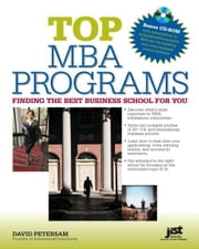 Top MBA Programs ebook by David Petersam