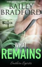 What Remains ebook by