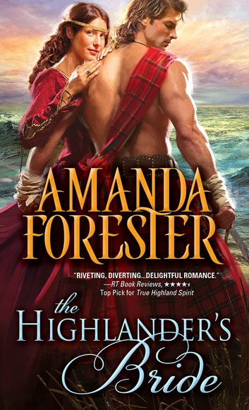 The Highlander's Bride ebook by Amanda Forester