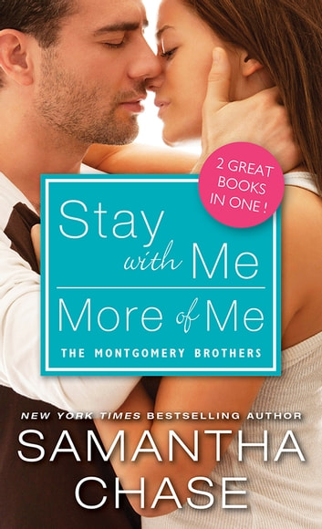 Stay with Me / More of Me ebook by Samantha Chase