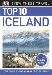 Top 10 Iceland ebook by DK Travel
